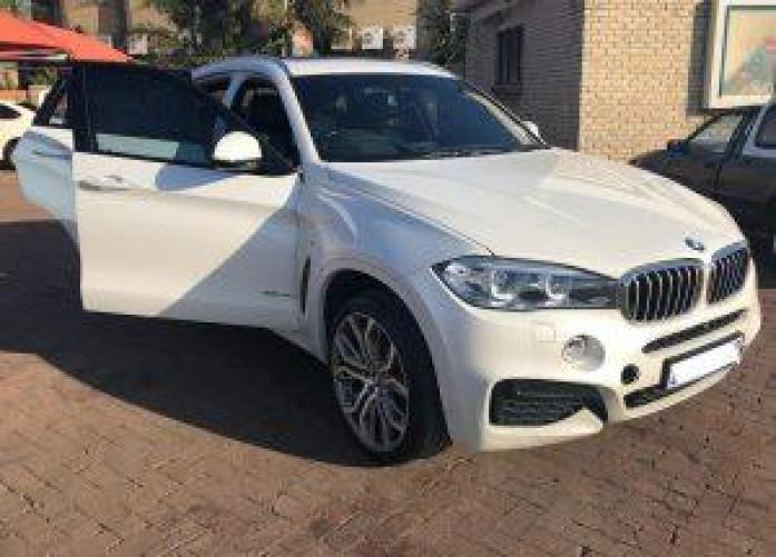 2015 BMW X6 4.0D X-DRIVE - RENT TO OWN