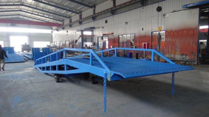 Mobile Loading Dock Ramps