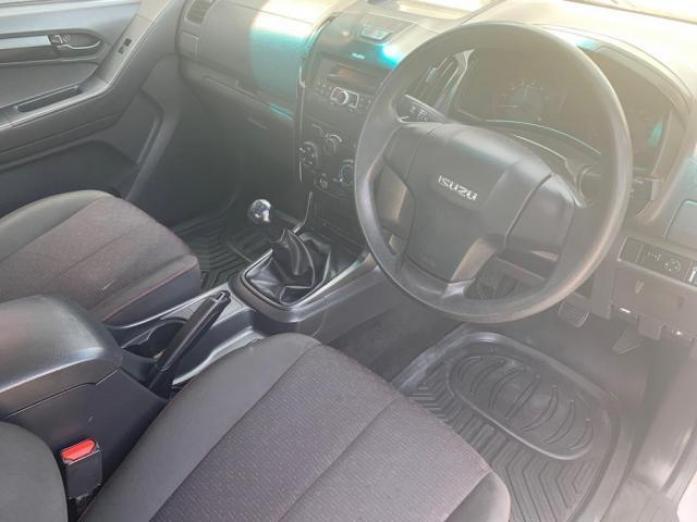 2017 Isuzu KB 250 D-TEQ P/U E/Cab