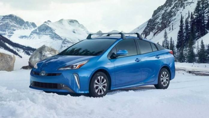 2019 Toyota Prius Gets AWD Upgrade