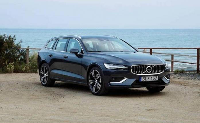 Nobody can build an estate car like Volvo can
