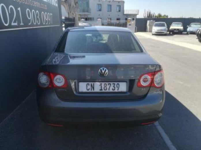 2009 Volkswagen Jetta 2.0 Comfortline