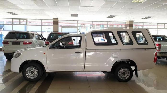 2016 Toyota Hilux 2.0 S For Sale