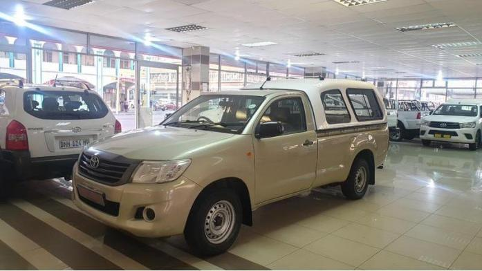 2013 Toyota Hilux 2.0 S For Sale