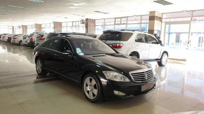 2007 Mercedes-Benz S-Class S350 For Sale