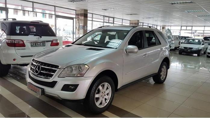 Mercedes-Benz ML ML320CDI For Sale