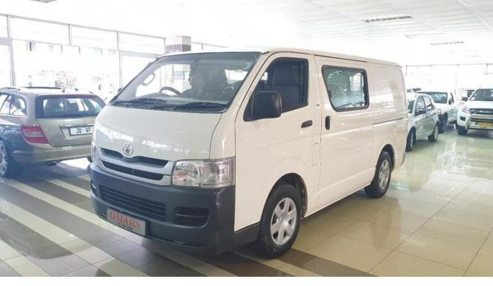 Toyota Quantum 2.7 Panel Van For Sale