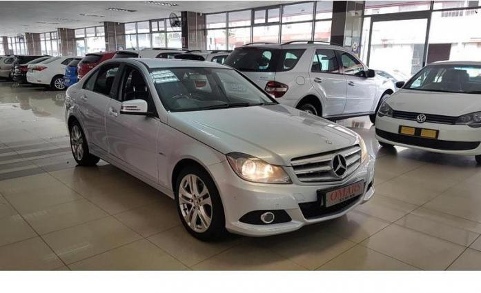 Mercedes-Benz C-Class C200CDI Avantgarde For Sale