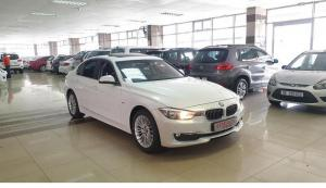 BMW 3 Series 320d Luxury Auto For Sale