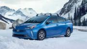 2019 Toyota Prius Gets AWD Upgrade