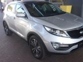 Kia Sportage 2.0CRDi AWD Tec Auto For Sale