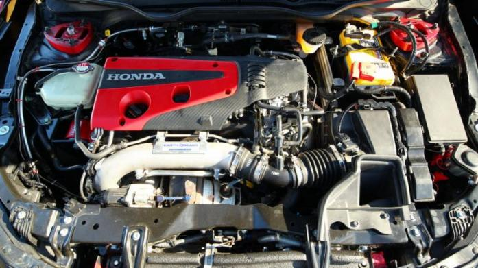 Honda Civic Type R TC completes the Civic race car range 2020