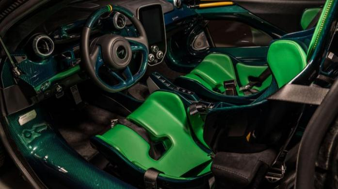 McLaren Senna Can-Am and XP special editions honor two racing icons
