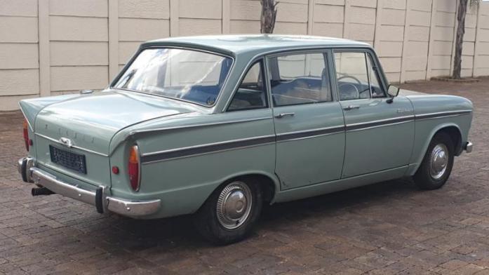 1966 Peugeot 206 HILLMAN SUPER MINX - CLASSIC PROJECT CAR for sale in Gauteng