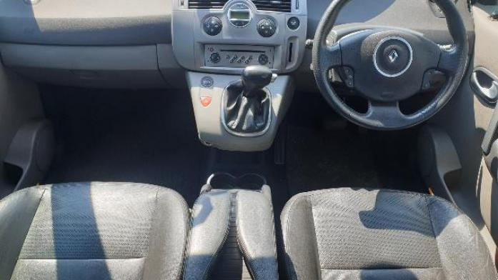 2007 Renault Scenic Ii Dynamic 2.0 A/t for sale in Gauteng