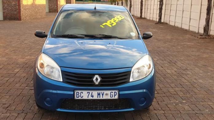 2011 Renault Sandero 1.6 UNITED - R 2100 PER MONTH for sale in Gauteng