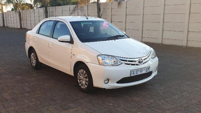 2016 Toyota Etios 1.5 Xs for sale in Gauteng