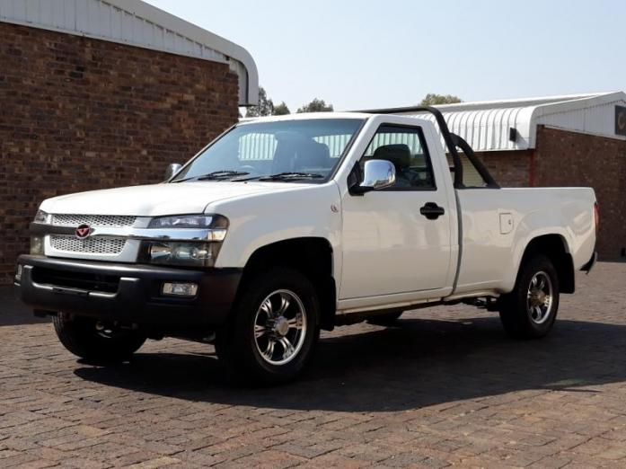 2020 CMC PLUTUS 2.2 Single cab Bakkie for sale in Gauteng