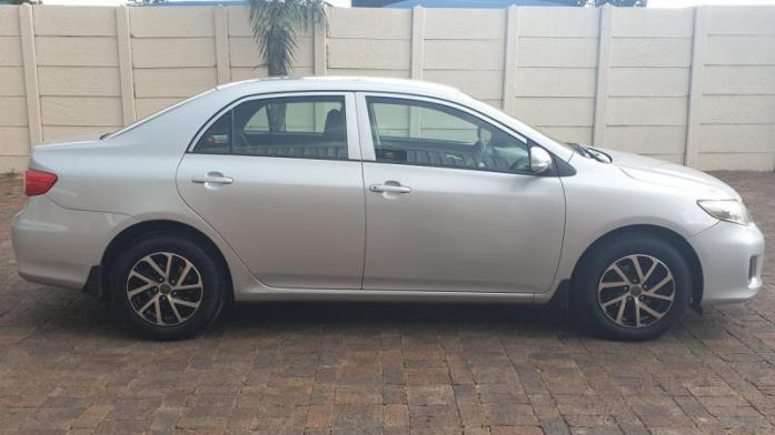 2010 Toyota Corolla 1.6 PROFESSIONAL - ONLY R 2999 PER MONTH for sale in Gauteng