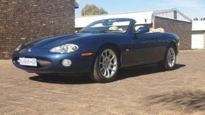 2000 Jaguar  XKR SUPERCHARGED CONVERTIBLE