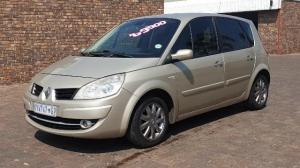 2007 Renault Scenic Ii Dynamic 2.0 A/t for sale in Gauteng