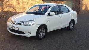 2016 Toyota Etios 1.5 Xs for sale in Gauteng