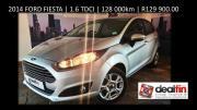 2014 Ford Fiesta 1.6 TDCI