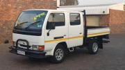 2009 Nissan Cabstar AWESOME WORKHORSE D/C CABSTAR for sale in Gauteng
