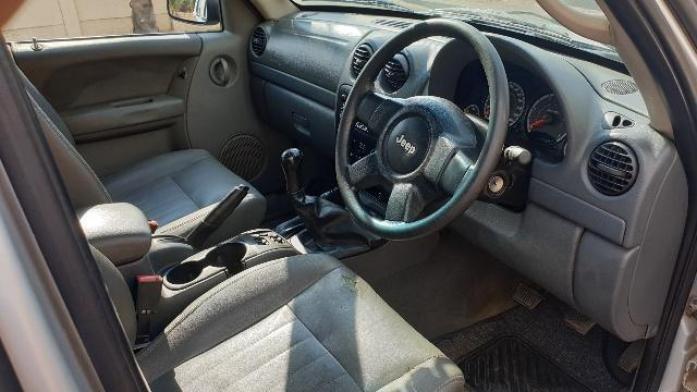 2005 Jeep Cherokee 2.8 Crd Sport for sale in Gauteng