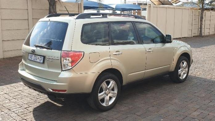 2009 Subaru Forester 2.5 Xs for sale in Gauteng