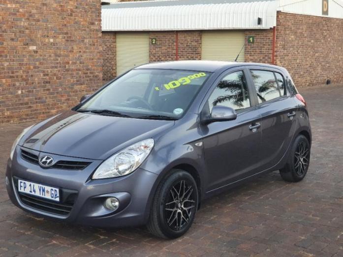 2011 Hyundai i20 1.4 A/t for sale in Gauteng