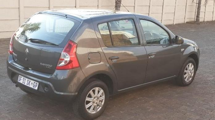 2014 Renault Sandero 1.4 AMBIENCE - WOW BARGAIN @ ONLY R1950 PM for sale in Gauteng