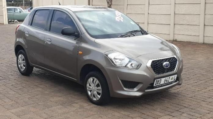 2018 Datsun Go 1.2 LUX (AB) @ ONLY R 2500 PER MONTH for sale in Gauteng