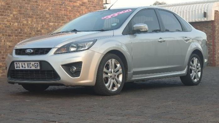 2010 Ford Focus 2.0 TDCi Si Powershift Auto - MUST SEE for sale in Gauteng