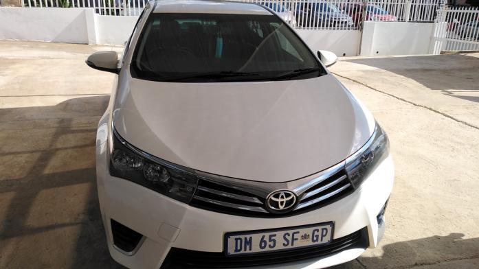 2015 Used Toyota Corolla 1.6 Prestige
